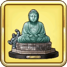 ドラクエウォークのお土産#10 鎌倉大仏「大仏の像」ゲットに挑戦!